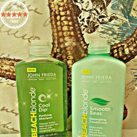 John Frieda® Beach Blonde™ Smooth Seas™ Conditioner uploaded by Jillian A.