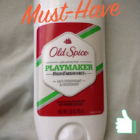 Old Spice High Endurance Antiperspirant & Deodorant Invisible Solid Playmaker uploaded by Hazel L.