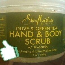 Shea Moisture Body Scrub uploaded by Michelle T.