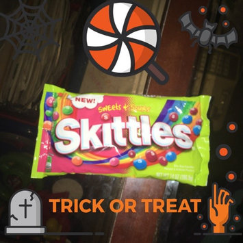 Photo of Skittles® Sweets & Sours Candy uploaded by Jaleia M.