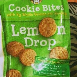 Annie's Homegrown® Lemon Drop Cookie Bites oz. Bag uploaded by Faith D.