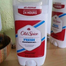 Photo of Old Spice Sweat Defense Fresh Anti-Perspirant & Deodorant uploaded by Cassie W.