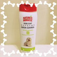 Nature's Miracle NATURE'S MIRACLETM Jasmine Pear Scented Whitening Dog Shampoo & Conditioner uploaded by Liz P.