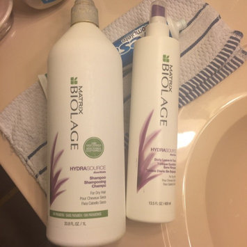 Photo of Biolage by Matrix Hydra Therapie Shampoo & Conditioner uploaded by Kristen K.