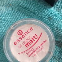 Essence All About Matt! Fixing Compact Powder uploaded by Sara B.