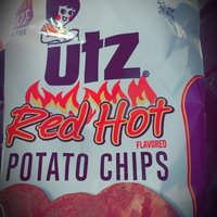 Utz Red Hot Potato Chips uploaded by Trudy F.