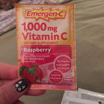 Photo of Emergen-C 1,000 mg Vitamin C Raspberry uploaded by Vanessa B.