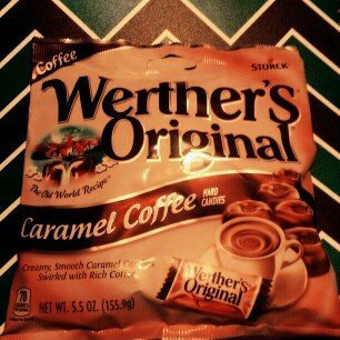 Photo of Werther's Original Caramel Coffee Hard Candies uploaded by Maddie B.