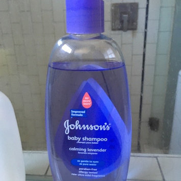 Photo of Johnson's Baby Shampoo Calming Lavender uploaded by Moonyalondon H.
