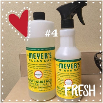 Photo of Mrs. Meyer's Clean Day Sunflower All Purpose Cleaner uploaded by La Keisha R.