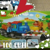 LEGO DUPLO Push Train (10810) uploaded by Lizbeth B.