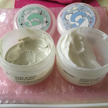 Photo of Glossier Moisturizing Moon Mask uploaded by ELIZABETH  L.