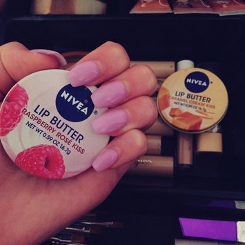 Nivea Lip Care Lip Butter Raspberry Rose Kiss uploaded by Mary Beth F.