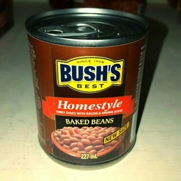Bush's Best® Homestyle Baked Beans 277 mL Can uploaded by Crystal G.