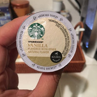 Starbucks Vanilla Flavored Coffee K-Cups uploaded by Sandra V.