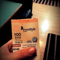 Freestyle Lancets - 100 ct Box uploaded by Sheila K.