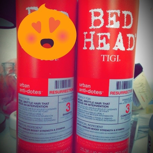 Tigi Bed Head Urban Antidotes Resurrection Conditioner uploaded by Cátia O.