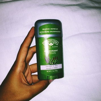 Nature's Gate Organics Herbal Blend Deodorant uploaded by Breonca J.