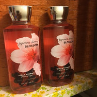 Bath Body Works Bath and Body Works Shea Enriched Shower Gel New Improved Formula 10 Oz. (Japanese Cherry Blossom) uploaded by Nicole S.
