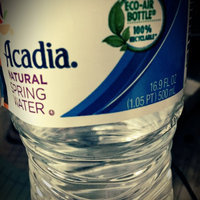 Acadia Spring Water with Fluoride uploaded by Ashley M.