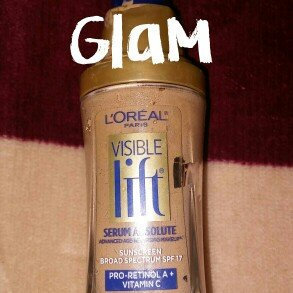 Photo of L'Oréal Paris Visible Lift® Serum Absolute Advanced Age-Reversing Makeup uploaded by Maria M.