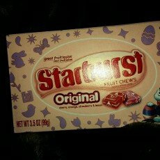 Photo of Starburst Original Fruit Chews uploaded by Zoe B.