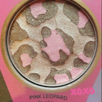 Too Faced Pink Leopard Blushing Bronzer uploaded by crystal g.