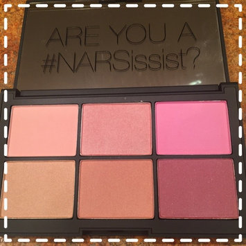 Photo of NARS NARSISSIST UNFILTERED CHEEK PALETTE Unflitered II uploaded by Meg M.