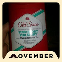Old Spice High Endurance Deodorant, Pure Sport, 85 g uploaded by Maryanne D.