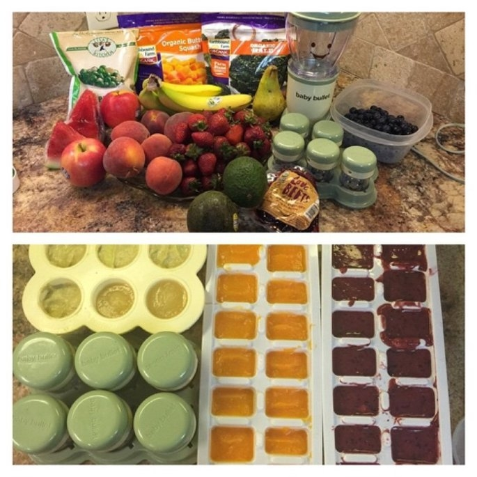 Baby Bullet by Magic Bullet Complete Baby Food Prep System uploaded by Amanda J.