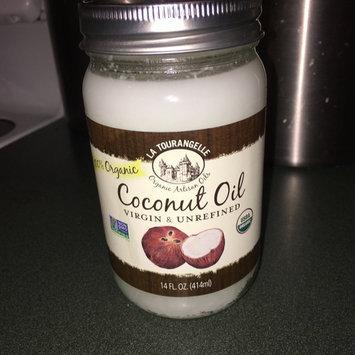 Photo of La Tourangelle Organic Virgin Unrefined Coconut Oil 14 OZ uploaded by Megan  F.