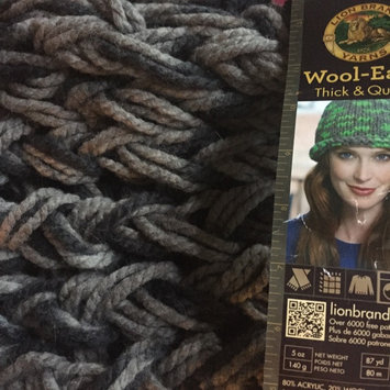 Photo of Lion Brand NOTM426130 - Wool-Ease Thick & Quick Yarn uploaded by Abbey D.