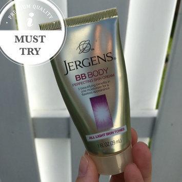 Photo of JERGENS® BB Body® Perfecting Skin Cream uploaded by Rachel N.