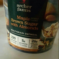 Bay Valley Foods Archer Farms Maple Brown Sugar On-The-Go Oatmeal Cup 1.8oz uploaded by Ashley C.