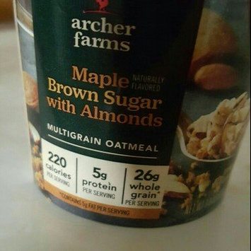 Photo of Bay Valley Foods Archer Farms Maple Brown Sugar On-The-Go Oatmeal Cup 1.8oz uploaded by Ashley C.