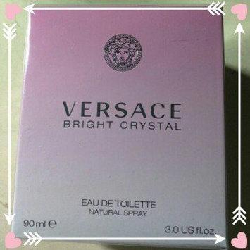 Versace Bright Crystal Eau de Toilette Spray uploaded by Debbie R.