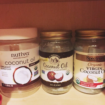 365 Everyday Value® Coconut Oil Extra Virgin Organic Unrefined (14 Fl Oz) uploaded by Michael V.