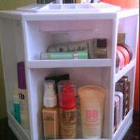 Tabletop Spinning Cosmetic Organizer by Lori Greiner uploaded by Isela C.