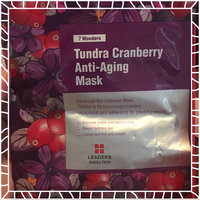 Leaders 7 Wonders Tundra Cranberry Anti-Aging Sheet Mask uploaded by Amanda J.
