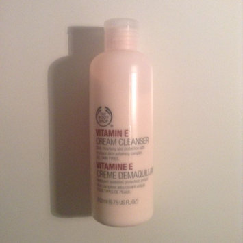 The Body Shop Vitamin E Cream Cleanser uploaded by Lena R.
