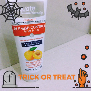 Photo of Equate Beauty Blemish Control Apricot Scrub, 6 oz uploaded by Edinisa L.