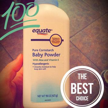 Equate Aloe Vera & Vitamin E Baby Powder, 15 oz uploaded by Jenna H.