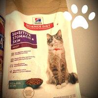 Hill's Science Diet Hill'sA Science DietA Sensitive Stomach & Skin Adult Cat Food uploaded by Jessica L.