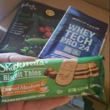 SnackWell's Caramel Macchiato Biscuit Thins uploaded by Norma J.