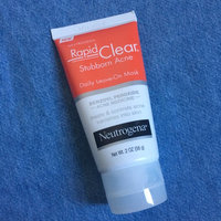 Neutrogena Rapid Clear Stubborn Acne Daily Leave-on Mask uploaded by Kacey O.