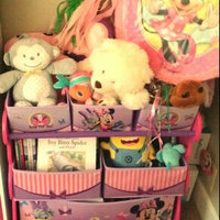Disney MINNIE MOUSE MULTI-BIN TOY ORGANIZER uploaded by Cynthia S.