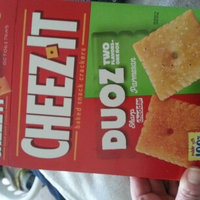 Cheez-It Duoz Baked Snack Crackers Sharp Cheddar/Parmesan uploaded by Kelly G.