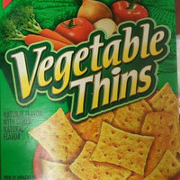 Nabisco Vegetable Thins Crackers uploaded by Ashanti S.