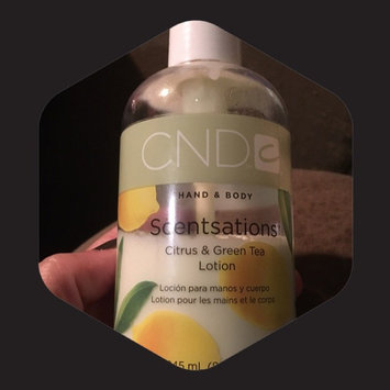 Photo of Cnd Cosmetics CND Creative Scentsations Hand & Body Lotion (8.3 oz) Citrus & Green Tea uploaded by Cindy K.