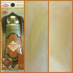 Physicians Formula® Argan Wear™ 6444 Light/Medium Ultra-Nourishing Argan Oil BB Cream 1.2 fl. oz. Box uploaded by Linsey S.